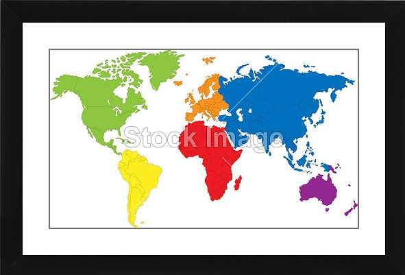 World Map Watermark.Printoyster World Map Volina