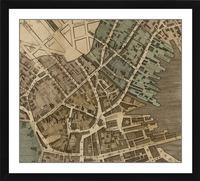 Map Of Boston 1814